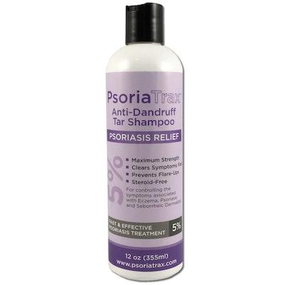 Psoriatrax Coal Tar Psoriasis Shampoo (12 Ounces)