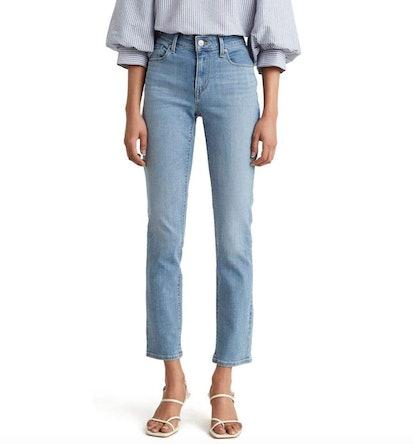 Levi's Women's Classic Mid Rise Skinny Jeans