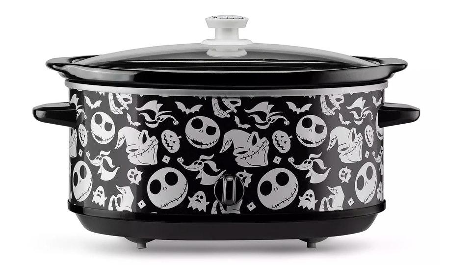 This 'The Nightmare Before Christmas' Crockpot is so cool, it's scary.
