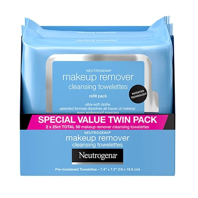 Neutrogena Makeup Remover Cleansing Face Wipes (2-Pack)