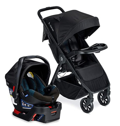 B-Clever Lightweight Stroller B-Safe 35 Infant Car Seat Travel System