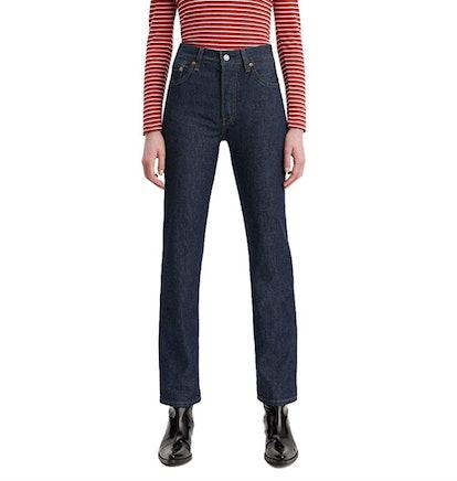 Levi's Women's Premium 501 Original Fit Jeans