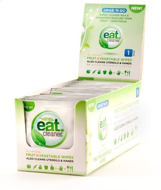Eat Cleaner Vegetable Wipes
