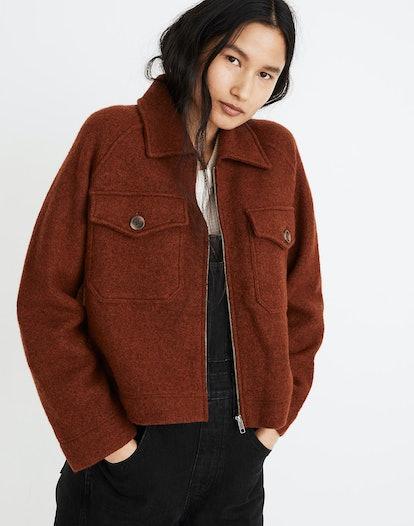 Johnsville Sweater Jacket