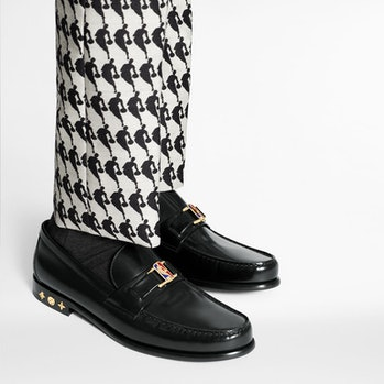 Louis Vuitton NBA Loafers