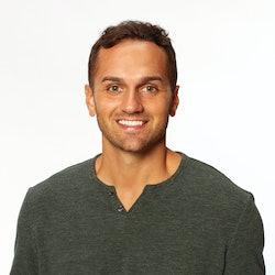 'Bachelorette' contestant Jay via the ABC press site