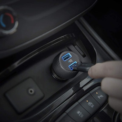 Anker Dual-Port Car Charger