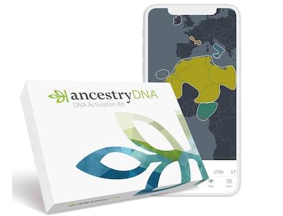 AncestryDNA: Genetic Ethnicity Test