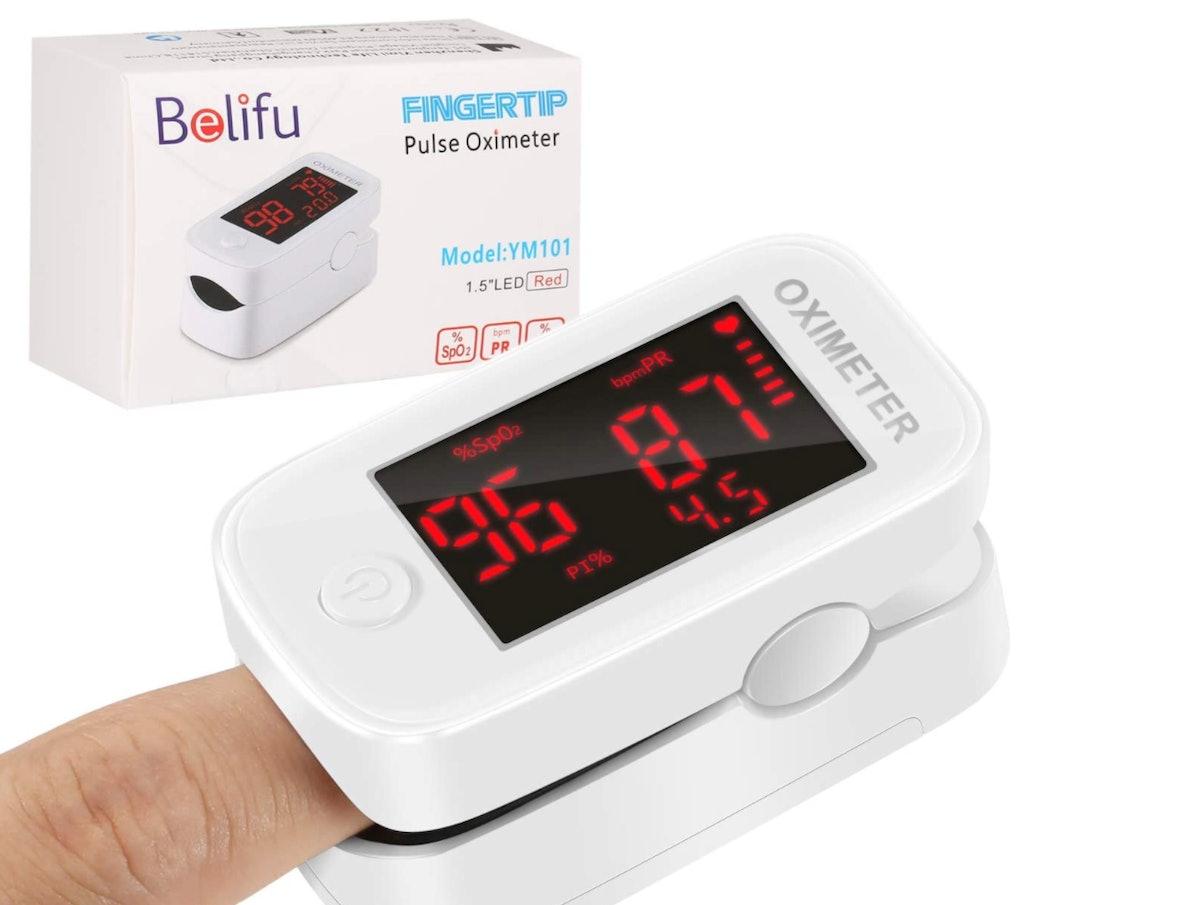Belifu Fingertip Pulse Oximeter