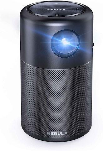 Anker Nebula Capsule Wi-fi Mini Projector