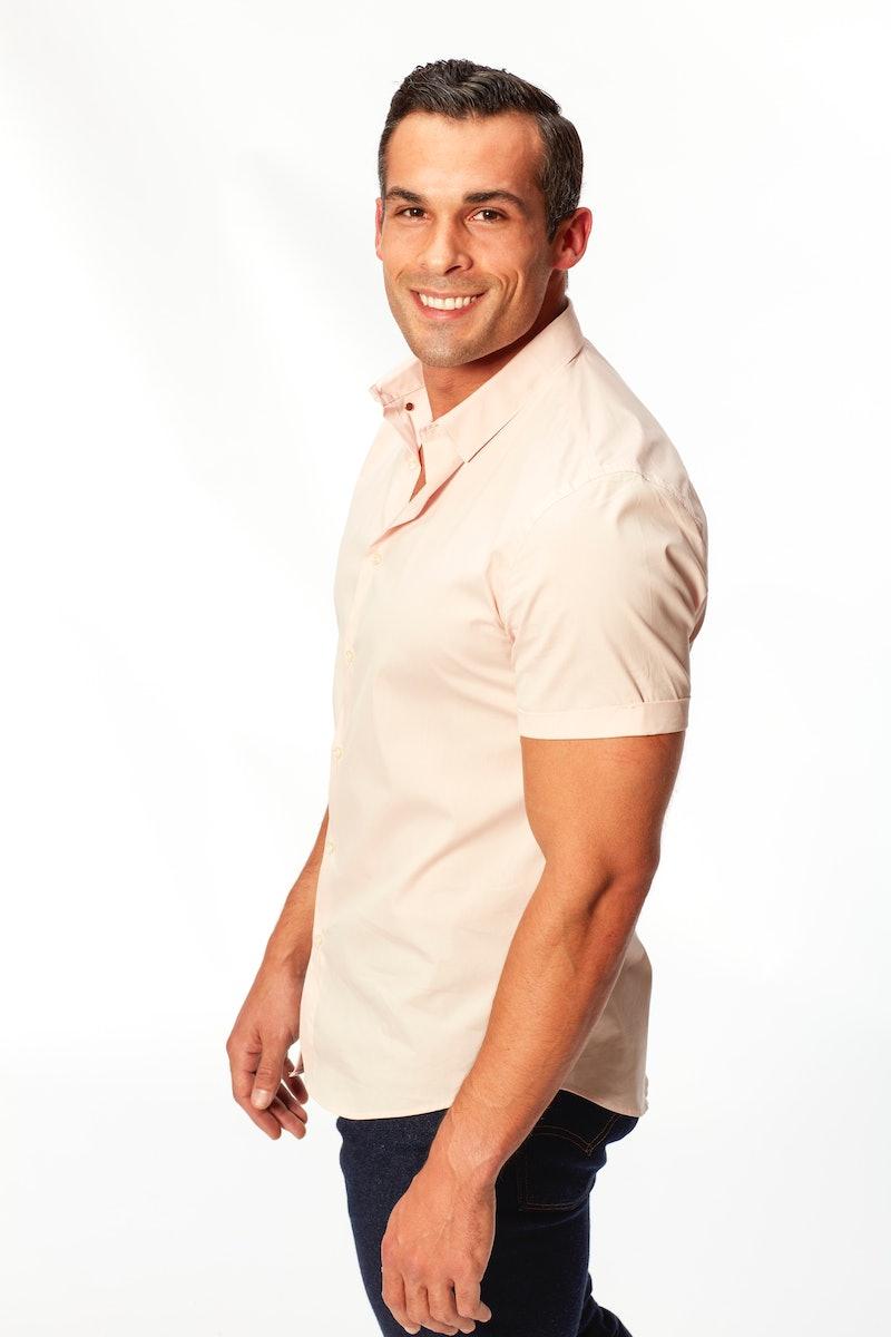 "ABC's ""The Bachelorette"" stars Yosef Aborady via ABC/Disney Press Site"