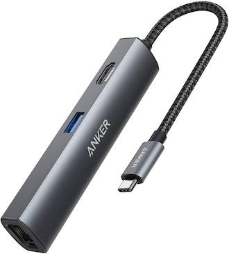 Anker 5-in-1 USB-C Hub Adaptor