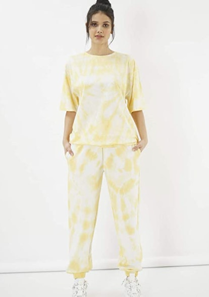 Eoselio Loungewear Women's Printed Solid Activewear
