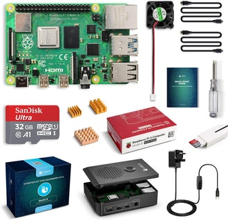 Labists Raspberry Pi 4 Model B Starter Kit