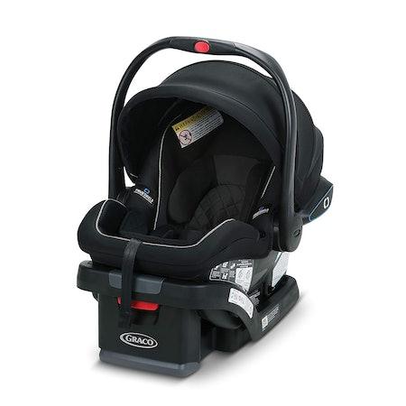Graco SnugRide SnugLock 35 LX Infant Car Seat | Baby Car Seat Featuring TrueShield Side Impact Technology