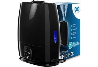 Everlasting Comfort Humidifier with Essential Oil Tray