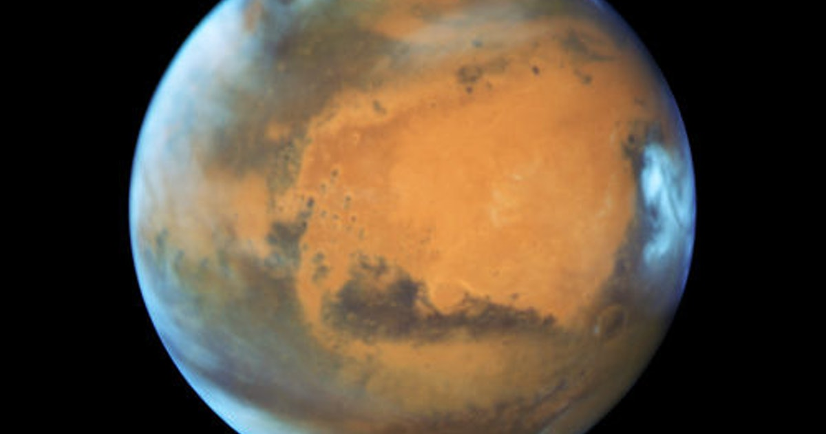 You need to see Mars at opposition tonight before it disappears from the sky