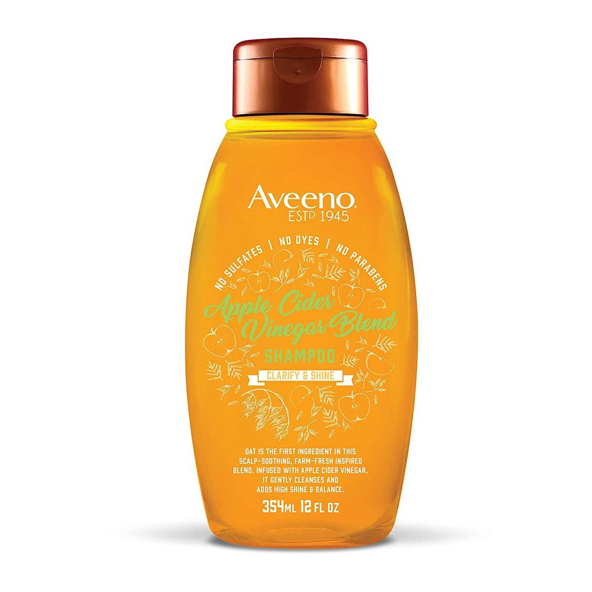 Aveeno Scalp Soothing Apple Cider Vinegar Blend Shampoo