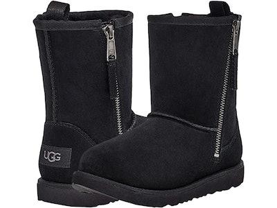 UGG Kids Classic Dual Zip Boot