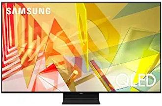 Samsung 75-inch Class QLED Q90T Series TV