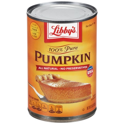 Libby's 100% Pure Pumpkin, 3 Pack