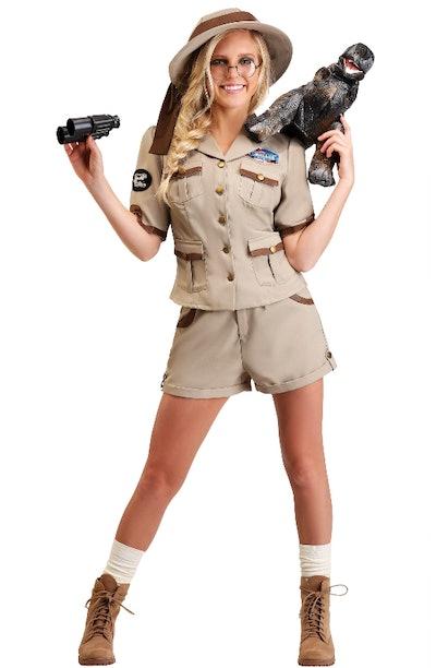Paleontologist Costume