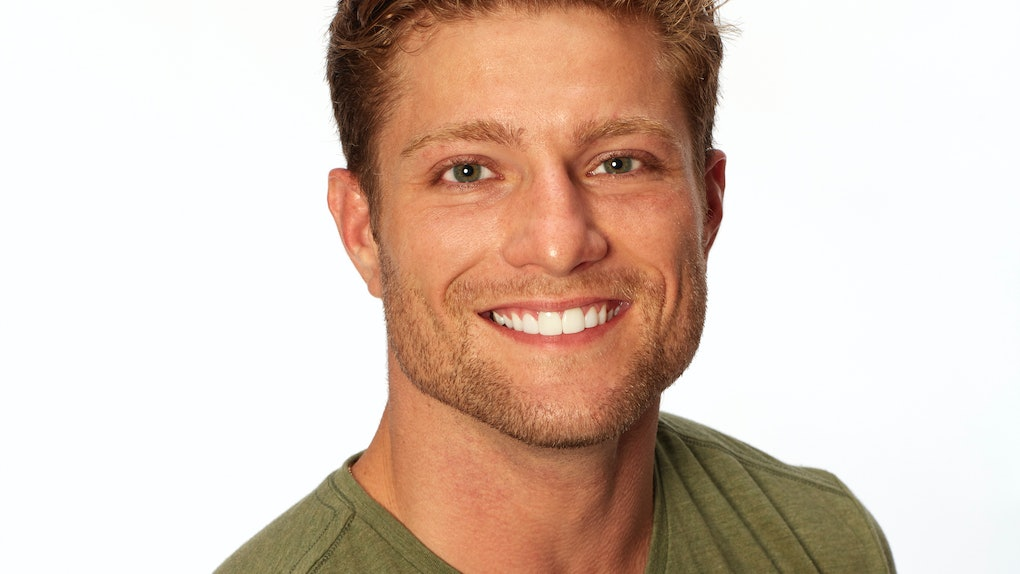 Tyler Cottrill on 'The Bachelorette'