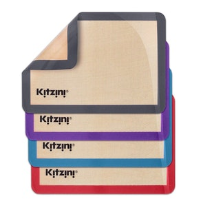Kitzini Silicone Baking Mats (Set of 4)