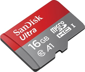SanDisk 16 GB MicroSD Card