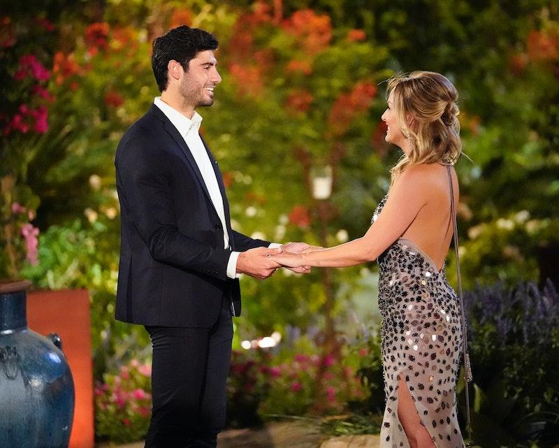 Brandon and Clare on The Bachelorette via the ABC press site