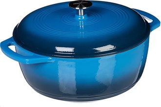 AmazonBasics Enameled Dutch Oven, 6-Quart