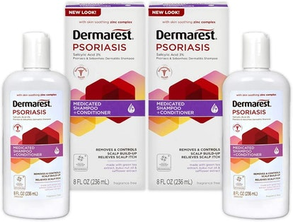 Dermarest Psoriasis Medicated Shampoo & Conditioner (2-Pack)