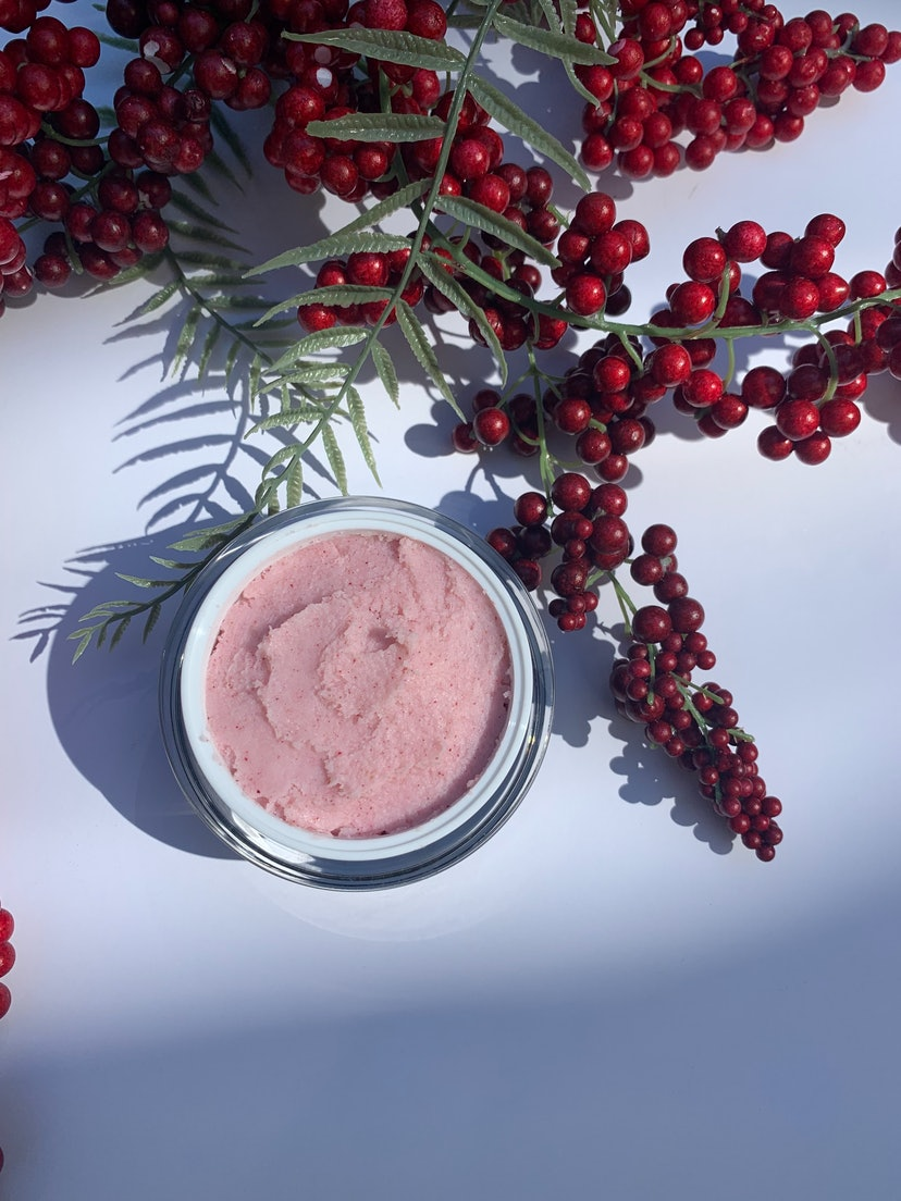 Gilded released a new body scrub and candle scents just in time for the holidays.