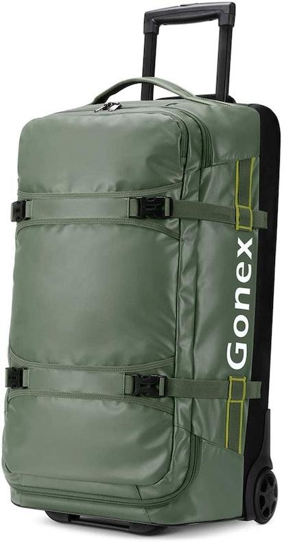 Gonex Rolling Duffle Bag with Wheels, 70L