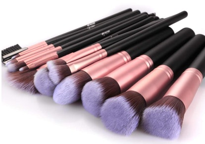 BESTOPE 16-Piece Makeup Brush Set