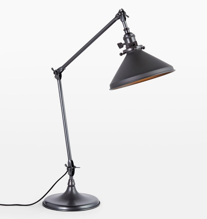 Grandview Task Lamp With Cone Shade
