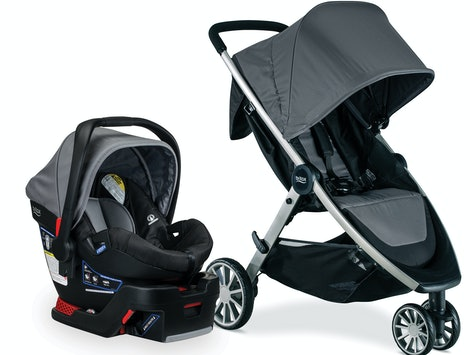 The Britax B-Lively Travel System sale is just one of several Prime Day deals from Britax on Amazon.
