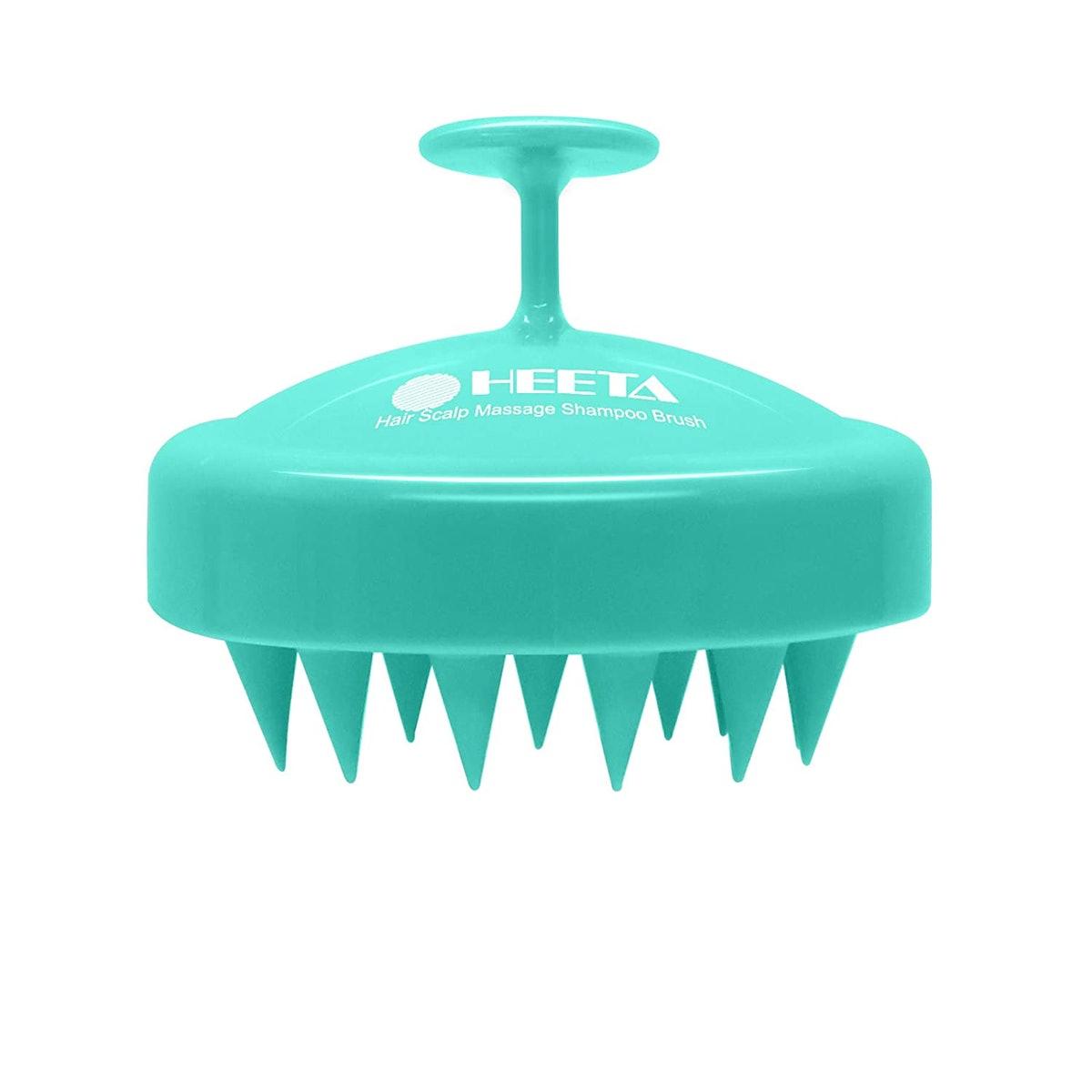 HEETA Shampoo Brush and Scalp Massager