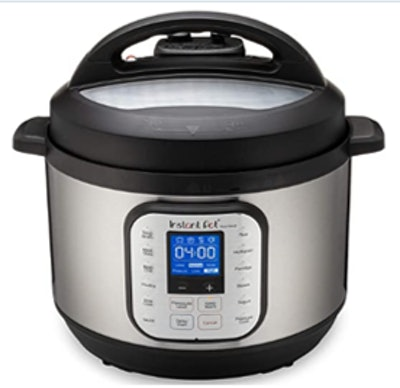 Instant Pot Duo Nova Pressure Cooker 7 in 1, 10 Qt