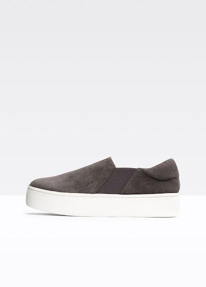 Suede Warren Sneakers
