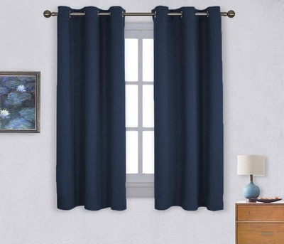 NICETOWN Thermal Insulated Blackout Curtains (1 Pair)