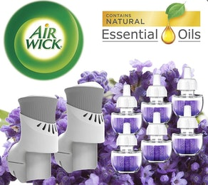 Air Wick Plug Scented Oil Starter Kit