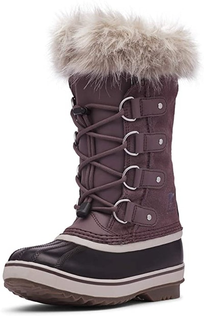 SOREL Youth Joan of Arctic Waterproof Winter Boot for Kids