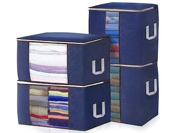 JOYXEON Clothes Storage Bags (4-Pack)