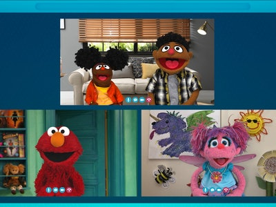 'Sesame Street' gang are coming out with a new anti-racism special.