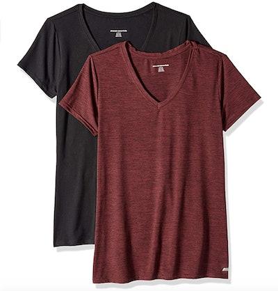 Amazon Essentials Short-Sleeve T-Shirt (2-Pack)