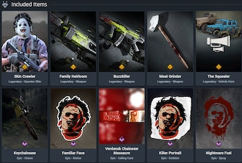 Texas Chain Saw Massacre Leatherface Call of Duty Warzone