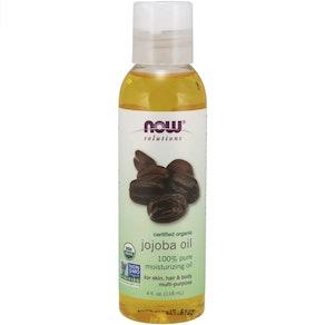 Now Solutions Organic Jojoba Oil, 4 oz.