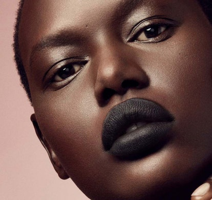 Mattemoiselle Plush Matte Lipstick - F'n Black