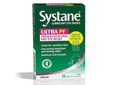 Systane Ultra Lubricant Eye Drops